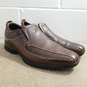 COLE HAAN EVERETT NIKE AIR SLIP-ON LOAFERS BICYCLE